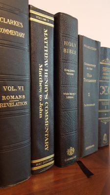 Speaker Request Topics from Bible