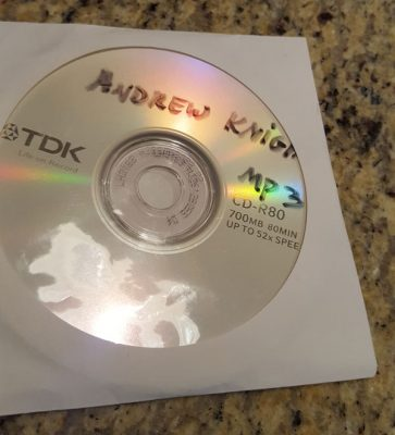 Andrew Knight Interview
