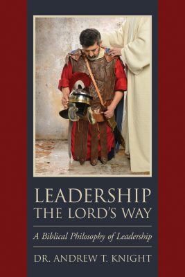 Leadership the Lord's Way book cover